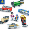 98222 Bausteine Stadt Zug Thomas Spielzeug Kinder Modell 354PCS