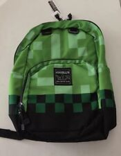 Minecraft Childrens/Kids Official Creeper Backpack (NS135)