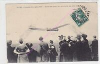 CPA 37000 TOURS aviation Kuller sur mono Isl  Antoinette animé Edit ca1910