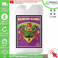 Advanced Nutrients Kushie Kush 1L - NPK 1-3-8 Bloom Yield Booster - 1 Litre