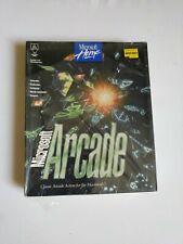 "Microsoft Arcade (Mac, 1994) BRAND NEW SEALED VINTAGE Game 3.5"" Disk"