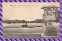 CPA 78 - Versailles - Le parc - Les Poteries d'eau sur la terrasse