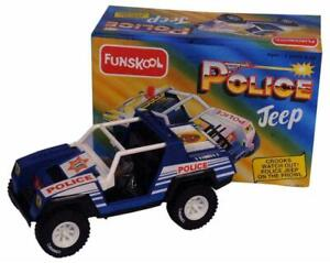 Funskool Giggles Police Jeep Toy For Kids