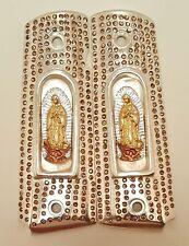 1911 Custom hand made  Grips  la virgen maria 45/38 Super& any 1911 full size