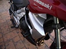 KAWASAKI VERSYS 650 2007-2014 CRASH BOBBINS PROTECTORS SLIDERS MUSHROOMS