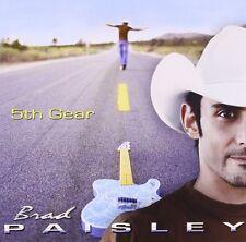 BRAD PAISLEY - 5TH GEAR: CD ALBUM (2007)