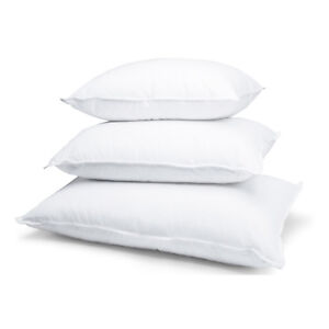 NEW 80% Duck Down 20% Duck Feather Pillows
