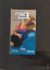 A Flexball Workout with Gin Miller (VHS)