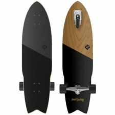 Street Surfing Monopatín de Propulsión Modelo Shark Attack 91.4 cm KOA BLACK