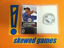 Tiger Woods 2007 - PGA Tour 07 - PSP Sony COMPLETE