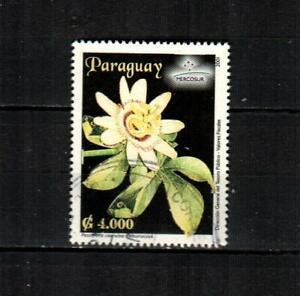 PARAGUAY Scott's 2685 Flower F/VF Used ( 2001 )