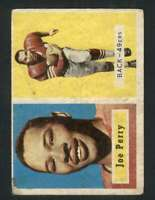 1957 Topps #129 Joe Perry GVG 49ers DP 76689
