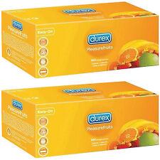 288 Preservativi Profilattici DUREX TROPICAL Frutta 2 Confezioni SIGILLATE