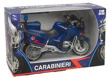 NEW RAY MOTO BMW R1200RT 1:12 CARABINIERI DA COLLEZIONE