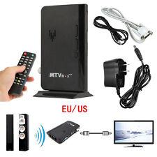 New External LCD CRT VGA TV PC Monitor Program Receiver Tuner Box HDTV