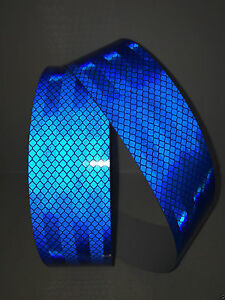 3M™ Class 1 Reflective Tape 50mm x 45m roll Self Adhesive High Intensity 3935