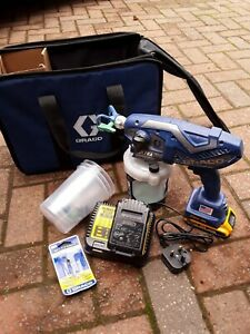 Graco ultra Cordless Handheld Sprayer