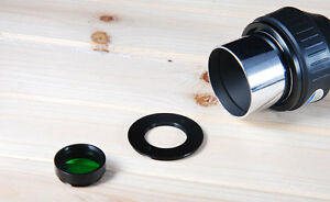 """New T / T2 Female Thread to 1.25"""" Filter Female 2"""" to 1.25 inch filter Adapter"""