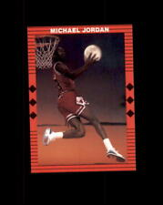 1990 BRODER Michael Jordan #NNO Red Border CAREER HIGHLIGHTS (U)