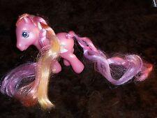 ✿G3 Hasbro My Little Pony MLP RAINBOW FLASH w/long hair✿