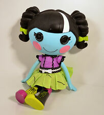 "12"" Scraps Stitched Sewn Frankenstein Halloween Figure Full Size Doll Lalaloopsy"