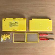 Kit complet coque + écran / NINTENDO DS LITE EDITION PIKACHU / Shell Case New