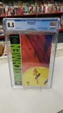 WATCHMEN #1 (DC Comics, 1986) CGC Graded 8.5 ~ ALAN MOORE ~ White Pages