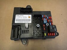 05-13 Chevrolet Corvette C6 Delphi Electronic Body Control Module Computer BCM