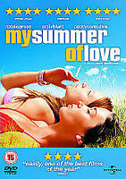 My Summer Of Love Dvd Natalie Press Brand New & Factory Sealed