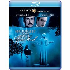 Midnight in The Garden of Good and Evil Blu-ray 1997 Kevin Spacey Clint Eastwood