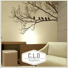 Giant Tree Branch Wall Sticker Huge Art Transfer Home Decor Vinyl Decal Graphic