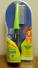 FURminator Finishing Dog Comb for All Coat Types, Small