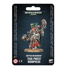 Tech-Priest Manipulus Adeptus Mechanicus Warhammer 40K Blister NIB