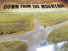 Various Artists : Down from the Mountain (CD 2001) Live Performances
