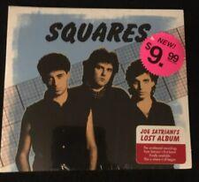 Joe Satriani - Squares CD