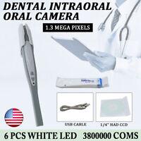 MD740B Dental Camera Intraoral 1.3MP Digital USB Imaging Clear Image+Software US