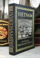 VIETNAM COMPLETE PHOTOGRAPHIC HISTORY - Easton Press -  - LARGER BOOK