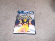 Wolverine and the X-Men: Season 1, Vol. 3 (DVD, 2010)
