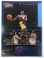 2000-01 Ultimate Victory Kobe Bryant #70, Los Angeles Lakers, Black Mamba