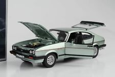1:18 FORD CAPRI mk3 2.8i 1982 lightgreen-metallic NOREV 182719