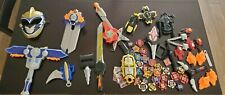 Power Rangers Megaforce Morpher; Power Rangers Super Steel Ninja Power Star