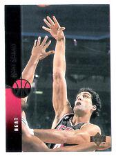Rony Selkaly 1994 Upper Deck Miami Heat insert Basketball Card no.141