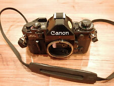 Canon A-1 35mm Slr Film Camera Body Only - Tested