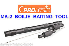 PROLOGIC MK-2 QUICK RELEASE BOILIE NEEDLE KIT CARP FISHING BAITING DRILL TOOL