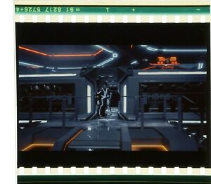 TRON Legacy 70mm IMAX Film Cell - (5967)  DISNEY