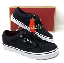 VANS Atwood Plaid Black Men's All Sizes Sneakers VN00015G2DN