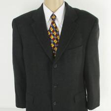 46 R Hugo Boss Angelico Gray Pure Cashmere 2 Btn Mens Jacket Sport Coat Blazer