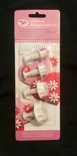 🌸Tala Daisy Plunger Cutters, Set Of 4 - Cutters Flower Brand New 🌸