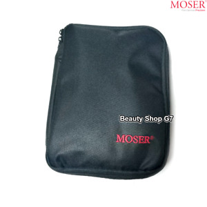 Original professional bag for hair clipper Moser with logo