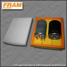 KIT di servizio VW Golf Mk3 (1H) 1.9 TDi AFN FRAM Olio Aria Carburante Cabin filtri (96-99)